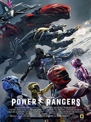 Cinema Power Rangers - 2017 - Dacre Montgomery, RJ Cyler, Naomi Scot - 40x56cm - Affiche Originale