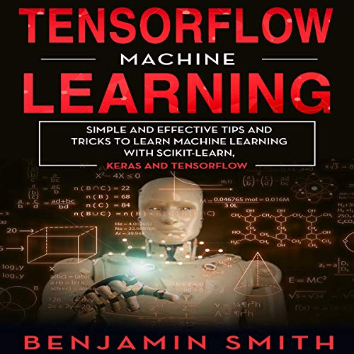 Tensorflow Machine Learning cover art