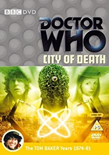 Doctor Who - City Of Death Zone 2 UK anglais uniquement anglais
