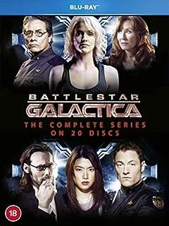 Battlestar Galactica - The Complete Series [Blu-ray] [2004] [Region Free] (B0027UY8B8) | Amazon price tracker / tracking, Amazon price history charts, Amazon price watches, Amazon price drop alerts