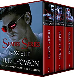 Shades Series: Romantic & Paranormal Suspense Short Story Box Set by [H. D. Thomson]