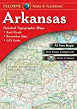 Delorme Arkansas Atlas (Delorme Atlas & Gazetteer Series)