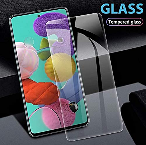 Jump Start Samsung Galaxy M31s Screen Protectors Temper Glass 2 5D Ultra Clear HD Case Friendly 3D Touch for Samsung m31s