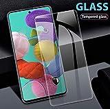 Jump Start Samsung Galaxy M31s Screen Protectors Temper Glass 2.5D Ultra Clear HD