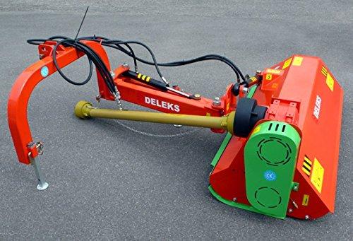 Böschungsmulcher für Kleintraktoren mit gelenkwelle inklusive – Volpe-150