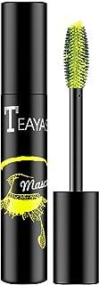 HANDON マスカラ 彩粧 速乾 まつげケア 極細ブラシ ウォータープルーフ ファイバー フリーロング まつげ 低刺激 自然に際立つまつげ まつ毛をはっきりと分離 カラーマスカラ enjoyment