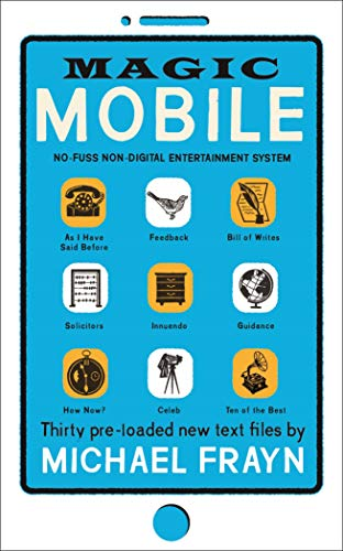 Magic Mobile: 35 pre-loaded new text files