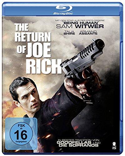 The Return of Joe Rich - Das neue Gesetz der Mafia [Blu-ray]