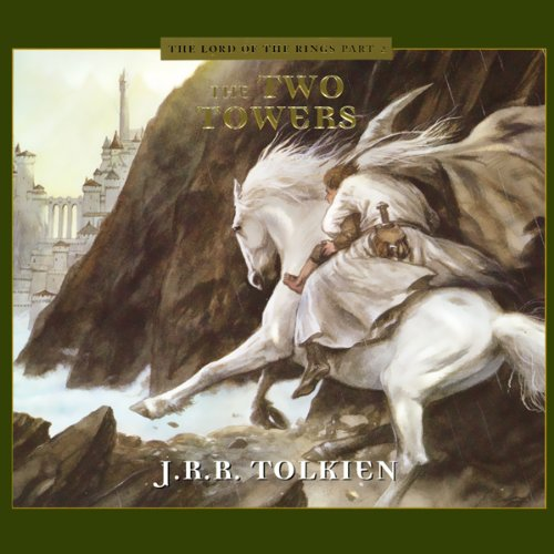 The Two Towers (Dramatized) audiobook cover art