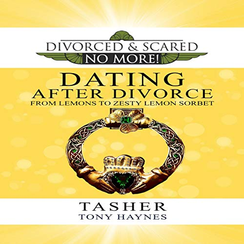 Divorced and Scared No More! audiobook cover art