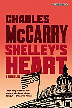 Paperback Shelley's Heart: A Thriller Book