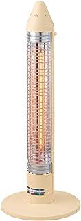 コイズミ グラファイトヒーター 600/300W ベージュ(たまごいろ) KKS-0683/C