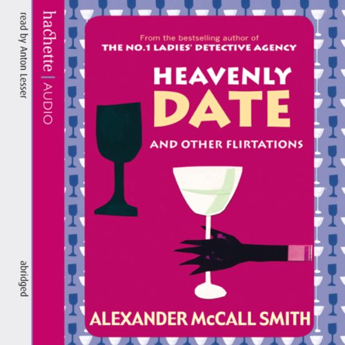 Heavenly Date and Other Flirtations audiobook cover art