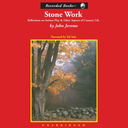 Stone Work audiobook cover art