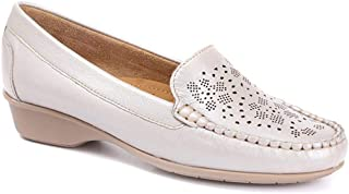 Pavers Womens Slip On Loafer Shoes
