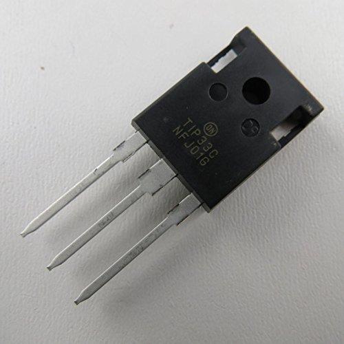 Unbekannt TIP33C Transistor npn 100V 10A 80W TO-3PN