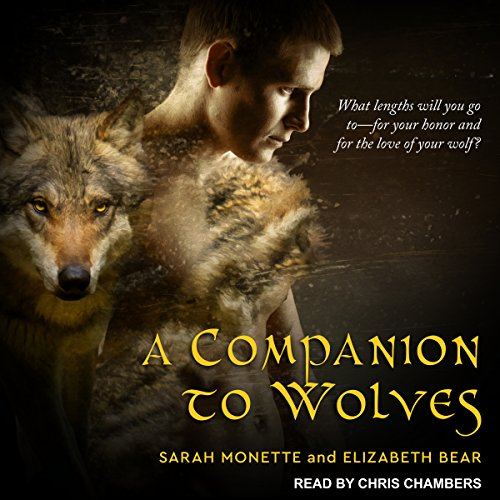 A Companion to Wolves audiobook cover art