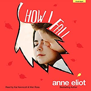 How I Fall audiobook cover art
