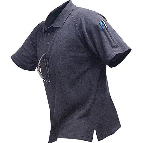 Vertx Polo 1/2 manches bleu, 2XL, bleu marine