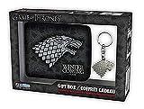 ✅ Cartera y llavero de Juego de Tronos – Casa Stark