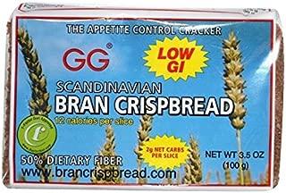 (8 PACK) - G.G Oat Bran Crispbread  100 g  8 PACK - SUPER SAVER - SAVE MONEY