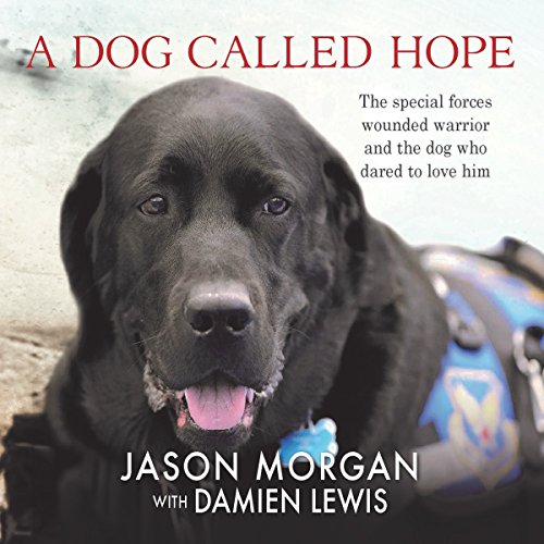 A Dog Called Hope audiobook cover art