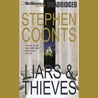 Liars & Thieves audiobook cover art