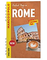 Marco Polo Perfect Days in Rome: Travel With Insider Tips (Marco Polo Spiral Guides)