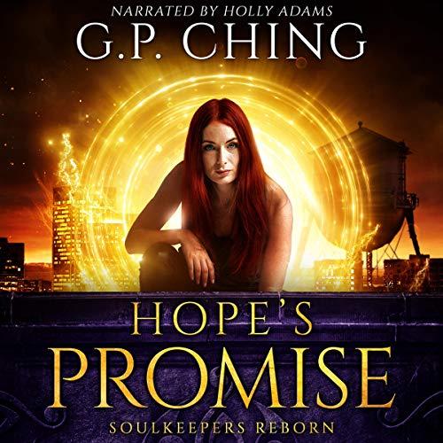 Hope's Promise  audiobook cover art