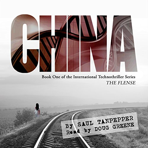 China audiobook cover art