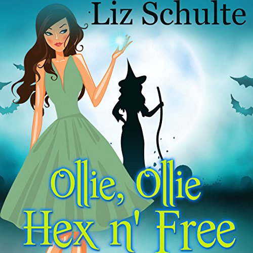 Ollie, Ollie Hex n' Free audiobook cover art