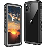 SPIDERCASE Case Compatible with iPhone 11 Case,Full Body