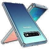 OUBA Galaxy S10 Case, [Shock Absorbing] Air Hybrid...