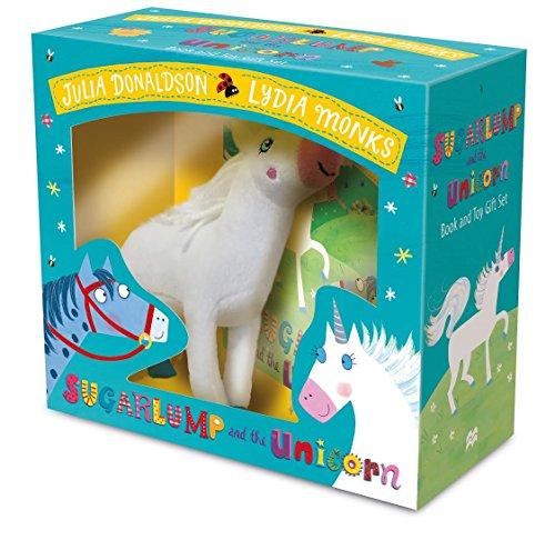 Sugarlump And The Unicorn Book And Toy Gift Set Julia DonaldsonLydia