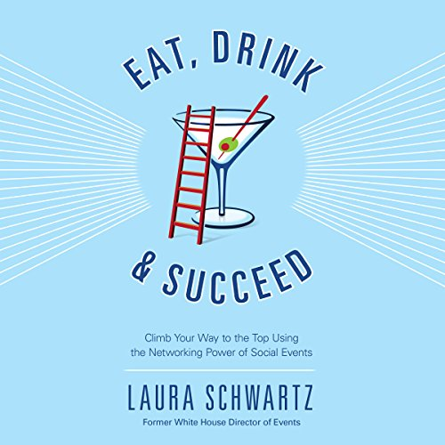 Eat, Drink and Succeed audiobook cover art