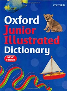 Oxford Junior Illustrated Dictionary 2007