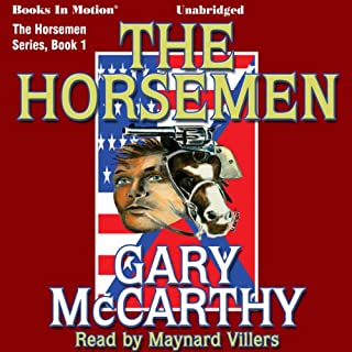 The Horseman audiobook cover art