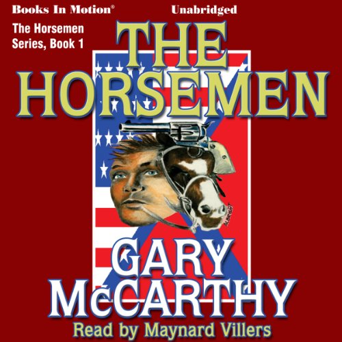 Couverture de The Horseman