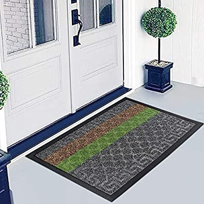 "Welcome mat 30"" x 18"" for Christmas Doormat-wit..."
