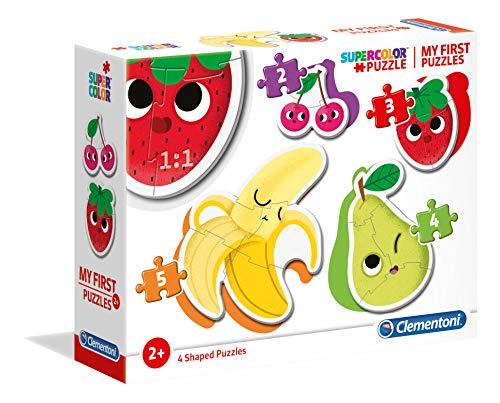 My first Puzzle Progresivo Frutas, Multicolor (20815) , color/modelo surtido
