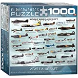 World War II Aircraft Puzzle, 1000-Piece