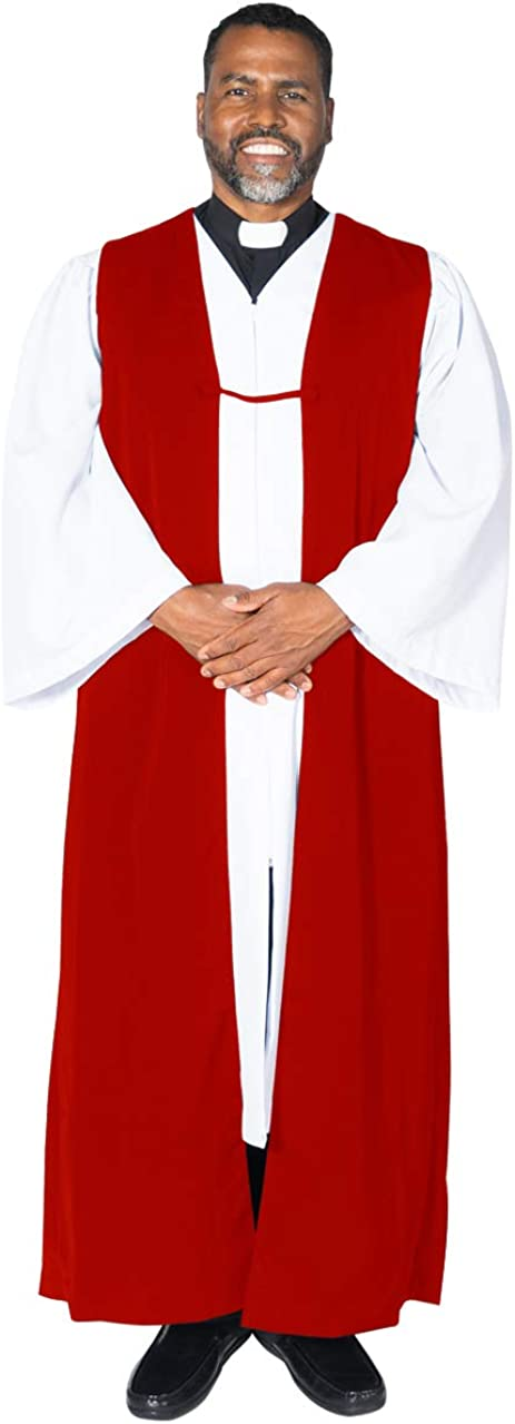 MENZ Anglican Traditional Clergy Chimere Bishop Choir Garment