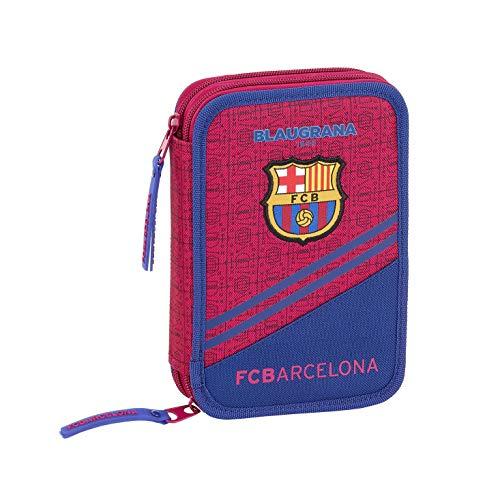 FCB FC Barcellona corporativa Ufficiale astuccio 34utili inclusi 135x 45x 205mm