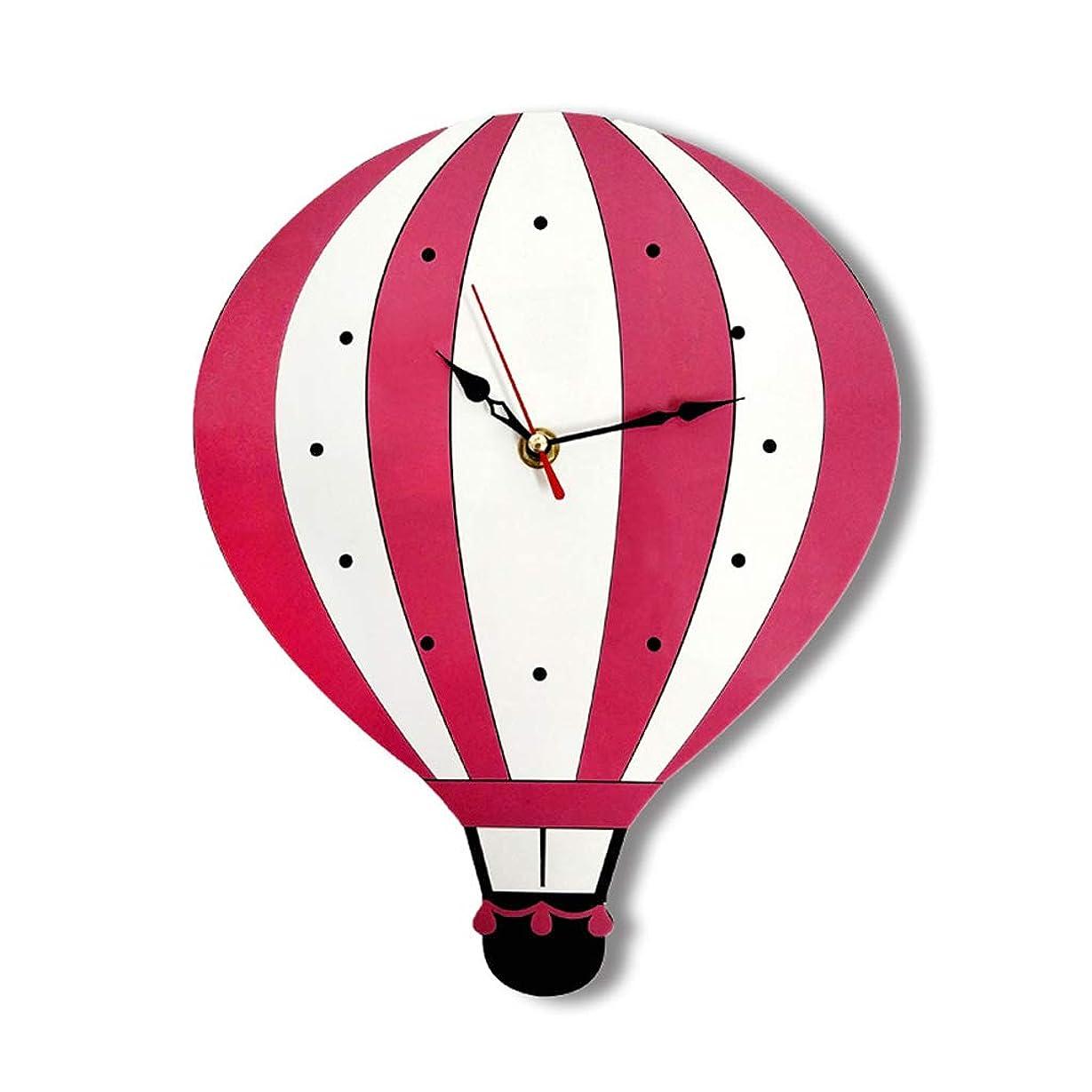 衝突コースあえて記者水素ボール壁時計漫画時計リビングルームアクリル時計装飾的な壁時計 JSFQ