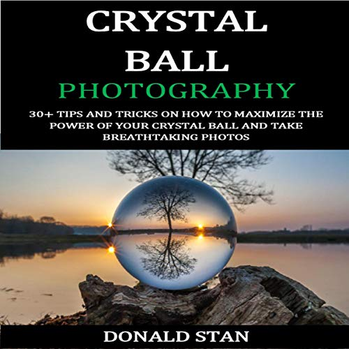 Crystal Ball Photography audiobook cover art
