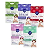 self care box with facial masks