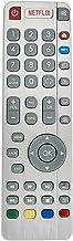Mando a distancia ALLIMITY SHW/RMC/0116 SHW/RMC/0117 RF reemplazado para Sharp Aquos 3D HD Smart Freeview TV con Youtube Netflix NET+ botones