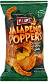 Herr's -JALAPENO POPPER CHEESE CURLS, Pack of 9 bags