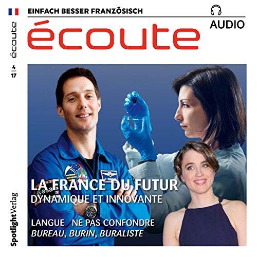 Écoute audio - La France du futur. 4/2017 Titelbild