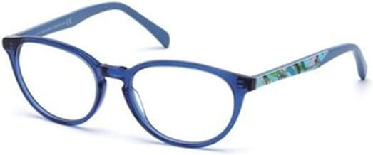 Eyeglasses Emilio Pucci EP 5001 EP5001 089 turquoise//other